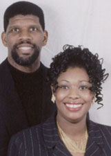 Dr. Reginald and Barbara McGee
